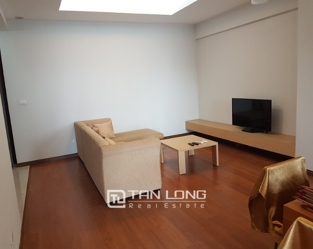Beautiful apartment for rent in Duong Dinh Nghe street, Yen Hoa ward, Cau Giay district, Hanoi 1