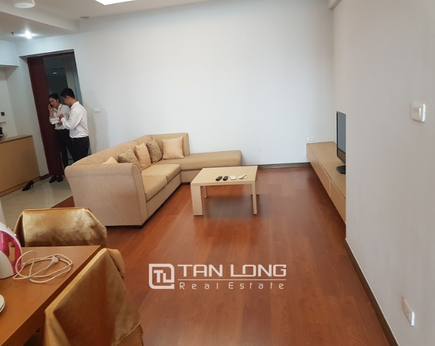 Beautiful apartment for rent in Duong Dinh Nghe street, Yen Hoa ward, Cau Giay district, Hanoi 2