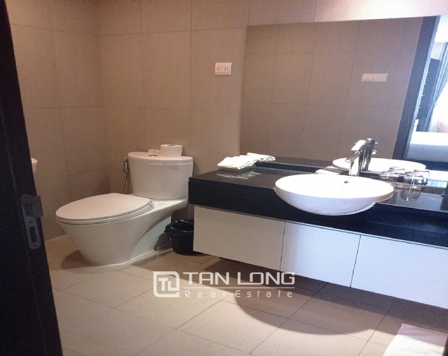Beautiful apartment for rent in Nui Truc Street, Ba Dinh District, Hanoi. 6