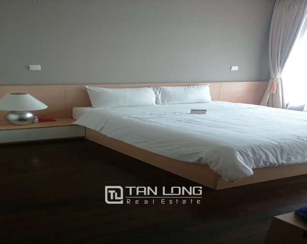 Beautiful apartment for rent in Nui Truc Street, Ba Dinh District, Hanoi. 5