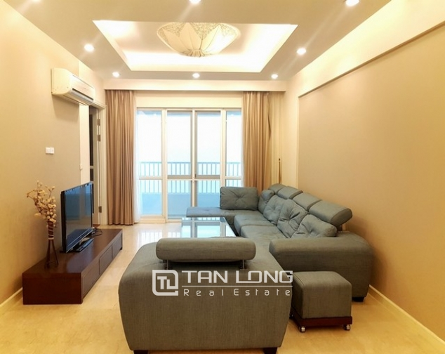 Beautiful  apartment for rent in P1 Ciputra, Tay Ho district, Hanoi for rent 1