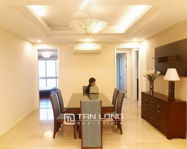 Beautiful  apartment for rent in P1 Ciputra, Tay Ho district, Hanoi for rent 2