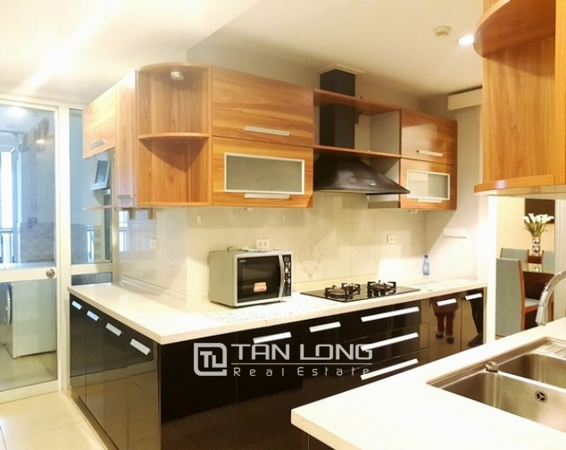 Beautiful  apartment for rent in P1 Ciputra, Tay Ho district, Hanoi for rent 3