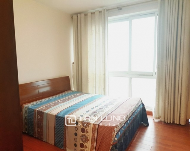 Beautiful  apartment for rent in P1 Ciputra, Tay Ho district, Hanoi for rent 5