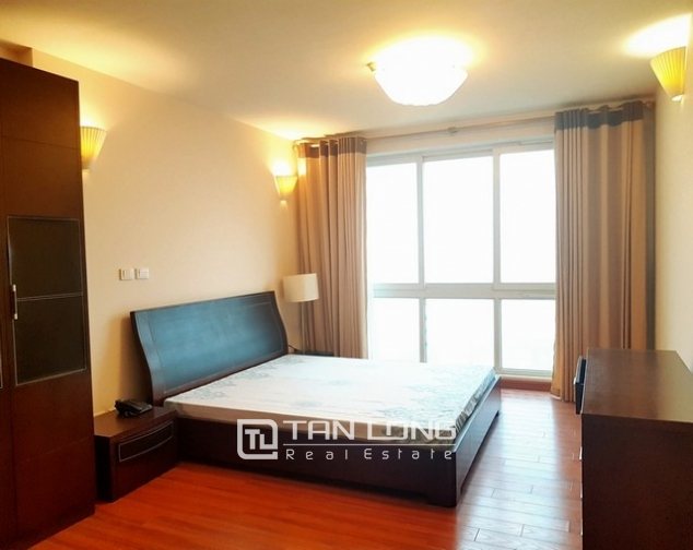 Beautiful  apartment for rent in P1 Ciputra, Tay Ho district, Hanoi for rent 6