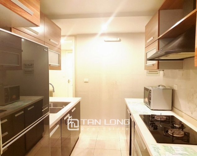 Beautiful  apartment for rent in P1 Ciputra, Tay Ho district, Hanoi for rent 7