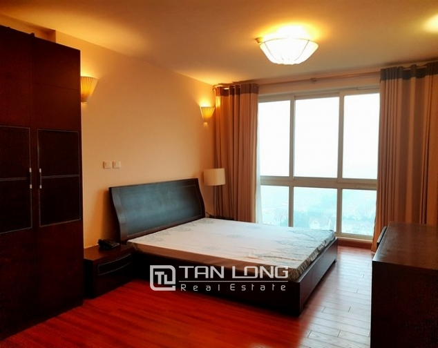 Beautiful  apartment for rent in P1 Ciputra, Tay Ho district, Hanoi for rent 8