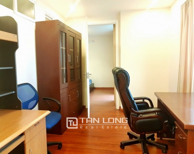 Beautiful  apartment for rent in P1 Ciputra, Tay Ho district, Hanoi for rent 9