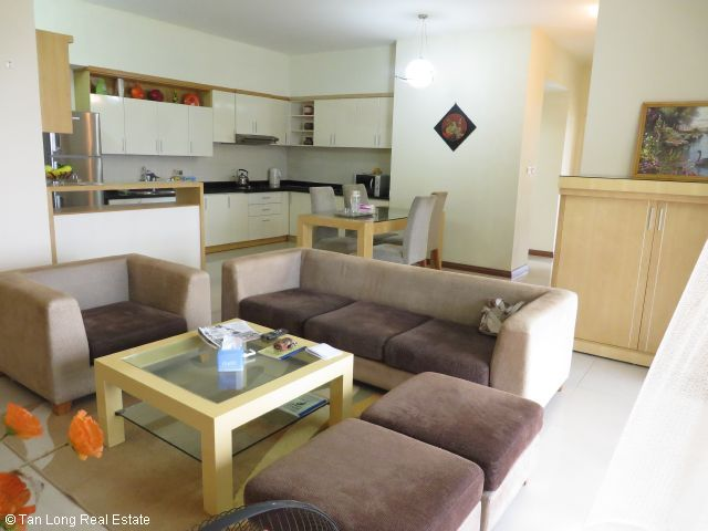 Beautiful apartment for rent in Vuon Dao, full furnished, 800 usd/ month 1