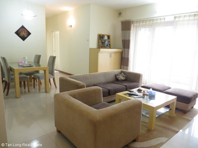 Beautiful apartment for rent in Vuon Dao, full furnished, 800 usd/ month 2