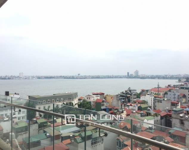 Beautiful apartment in Golden Westlake, Tay Ho, Hanoi for rent 3
