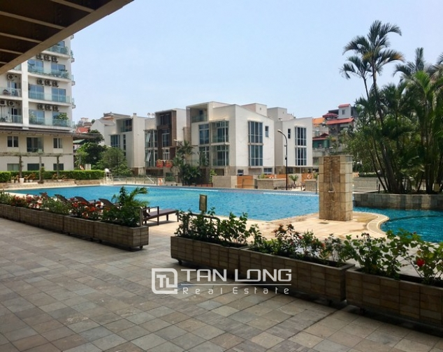Beautiful apartment in Golden Westlake, Tay Ho, Hanoi for rent 6