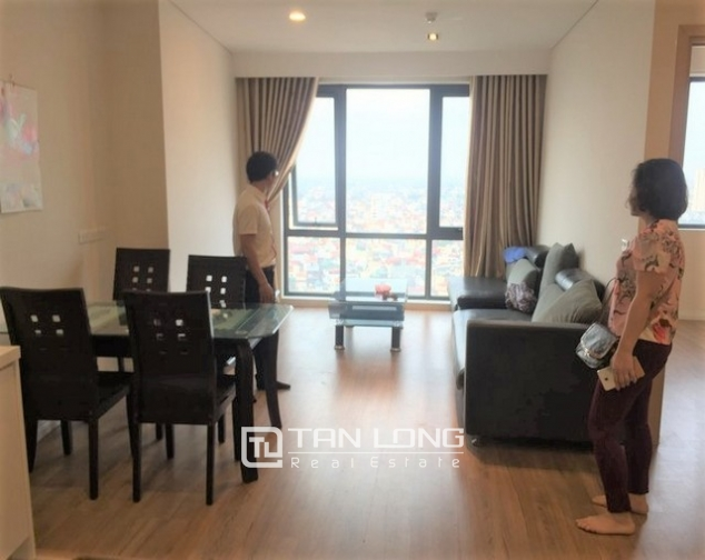 Beautiful apartment  in Mipec Riverside, Long Bien district, Hanoi for rent 1