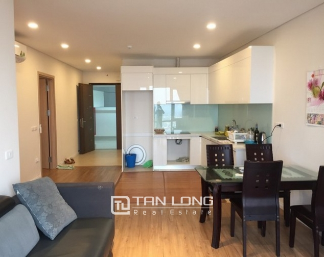 Beautiful apartment  in Mipec Riverside, Long Bien district, Hanoi for rent 3