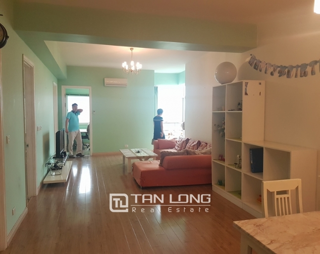 Beautiful apartment in the international Ciputra urban area, Bac Tu Liem district, Hanoi for rent 2