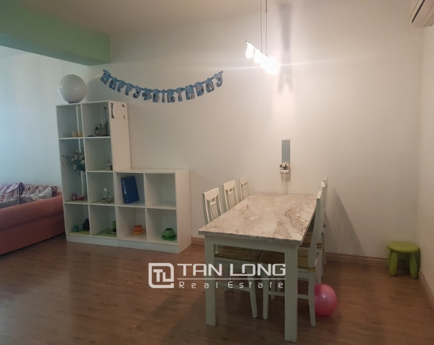 Beautiful apartment in the international Ciputra urban area, Bac Tu Liem district, Hanoi for rent 3