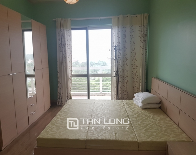 Beautiful apartment in the international Ciputra urban area, Bac Tu Liem district, Hanoi for rent 4