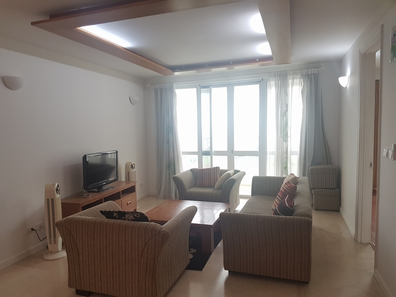 Beautiful apartment in the international Ciputra urban area, Bac Tu Liem district, Hanoi for rent