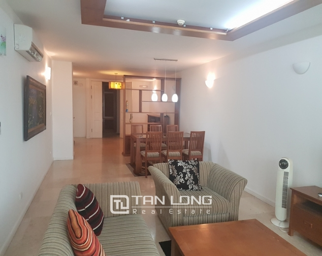 Beautiful apartment in the international Ciputra urban area, Bac Tu Liem district, Hanoi for rent 1