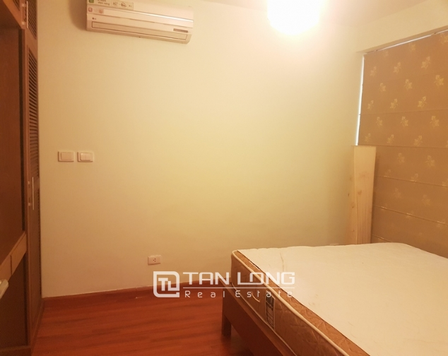 Beautiful apartment in the international Ciputra urban area, Bac Tu Liem district, Hanoi for rent 5