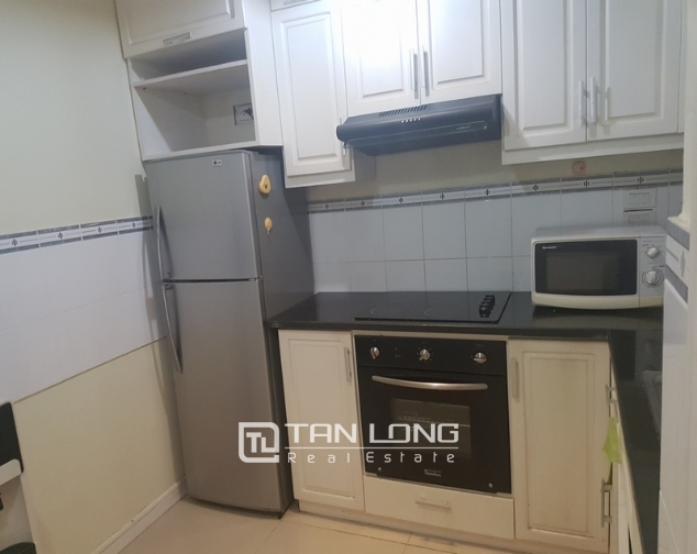Beautiful apartment in the international Ciputra urban area, Bac Tu Liem district, Hanoi for rent 8