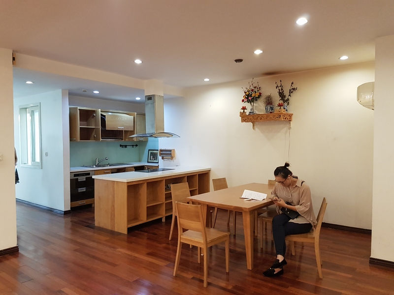 Beautiful apartment in the international Ciputra urban area, Tay Ho district, Hanoi for sale
