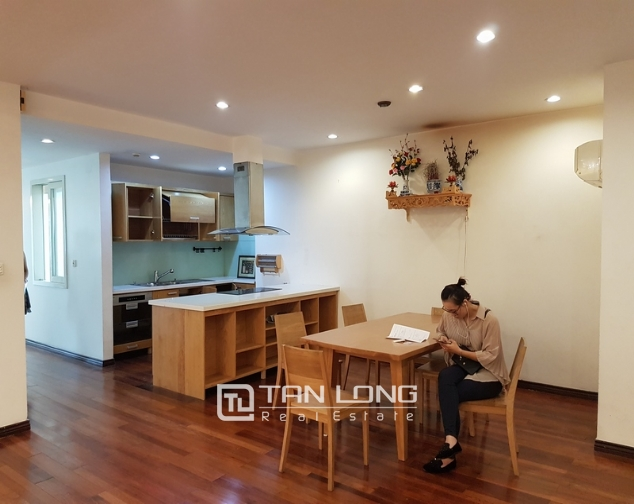 Beautiful apartment in the international Ciputra urban area, Tay Ho district, Hanoi for sale 1