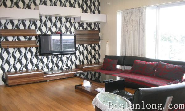 Beautiful apartment rental in Golden Westlake Hanoi