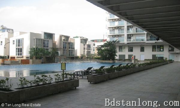 Beautiful apartment rental in Golden Westlake Hanoi 1