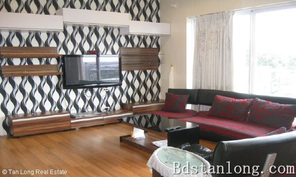 Beautiful apartment rental in Golden Westlake Hanoi 4