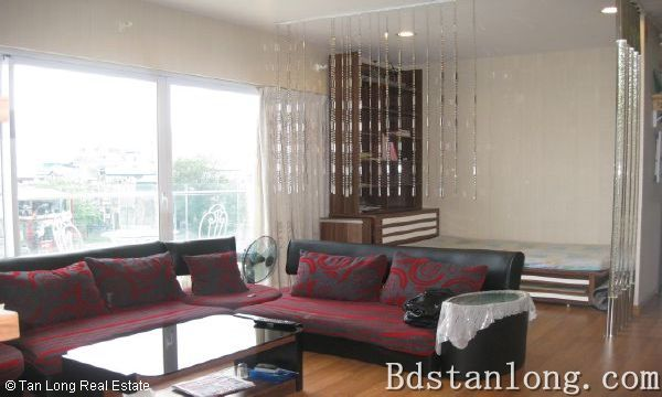 Beautiful apartment rental in Golden Westlake Hanoi 6