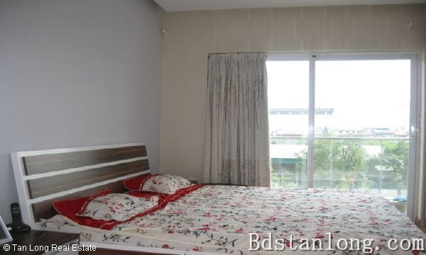 Beautiful apartment rental in Golden Westlake Hanoi 8