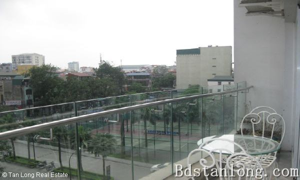 Beautiful apartment rental in Golden Westlake Hanoi 2