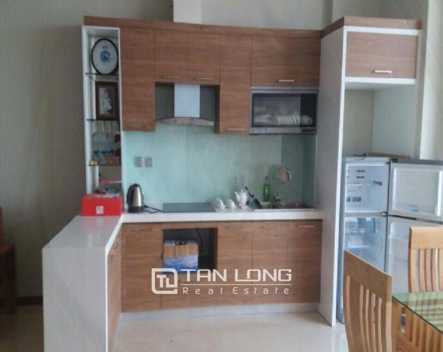 Beautiful apartments for rent in Trang An Complex, Nghia Do Ward, Cau Giay District, Hanoi. 5