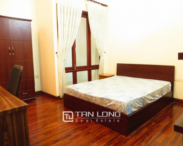 Beautiful house for lease on Linh Lang str., Ba Dinh distr., Hanoi 3