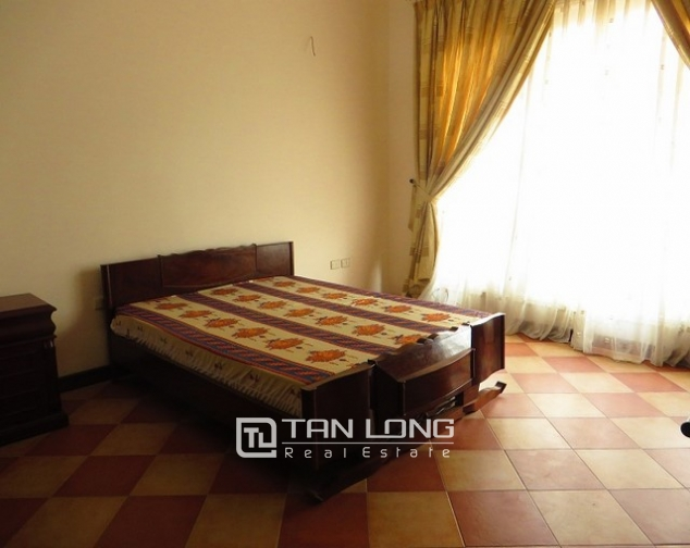 Beautiful house for lease on Linh Lang str., Ba Dinh distr., Hanoi 5
