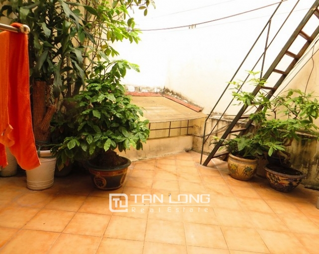 Beautiful house for lease on Linh Lang str., Ba Dinh distr., Hanoi 9