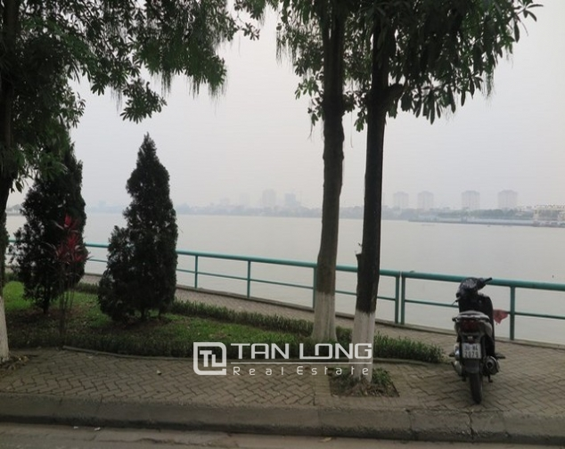 Beautiful house for rent in To Ngoc Van street, Tay Ho dist, Hanoi for rent 1