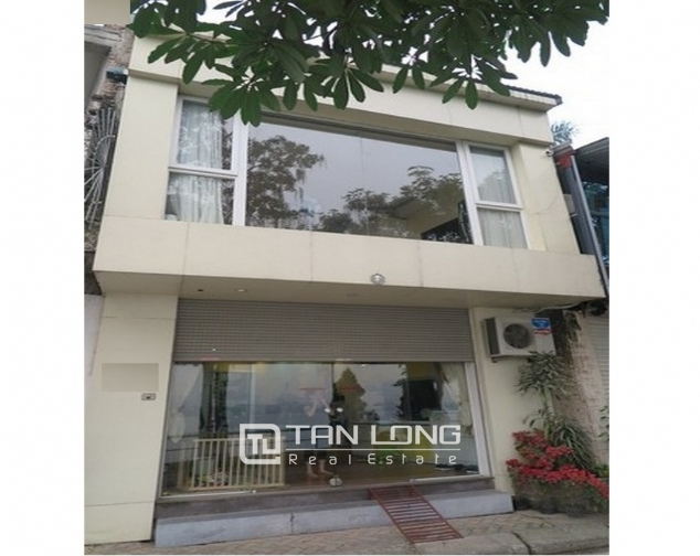 Beautiful house for rent in To Ngoc Van street, Tay Ho dist, Hanoi for rent 2
