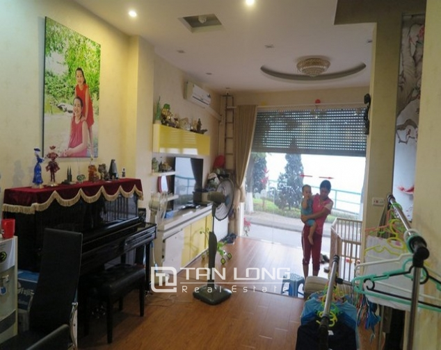 Beautiful house for rent in To Ngoc Van street, Tay Ho dist, Hanoi for rent 7