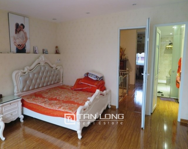 Beautiful house for rent in To Ngoc Van street, Tay Ho dist, Hanoi for rent 10