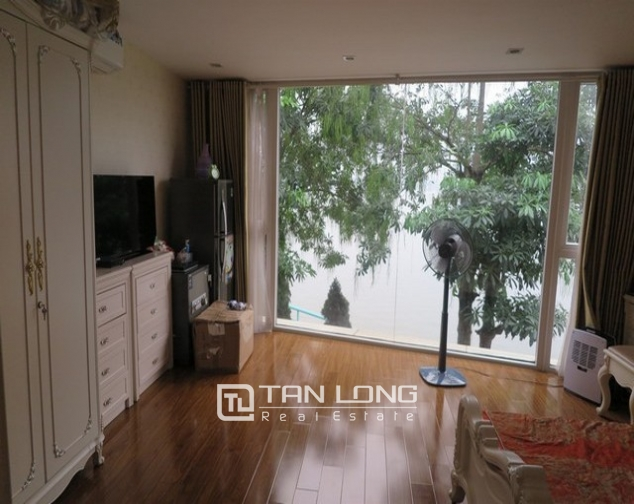 Beautiful house for rent in To Ngoc Van street, Tay Ho dist, Hanoi for rent 9