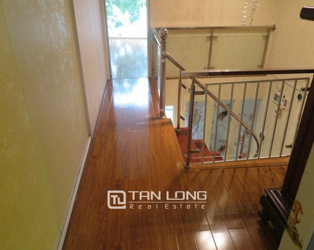 Beautiful house for rent in To Ngoc Van street, Tay Ho dist, Hanoi for rent 4