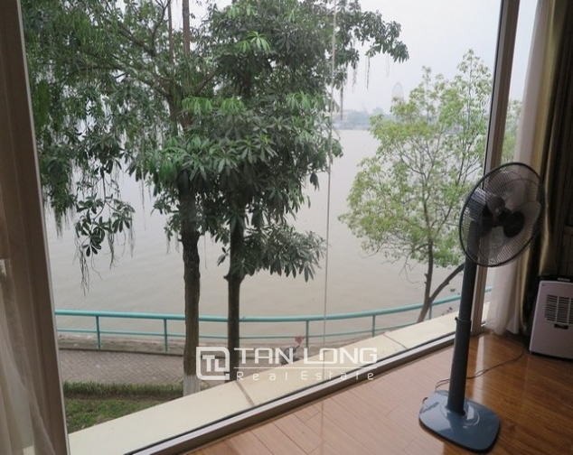Beautiful house for rent in To Ngoc Van street, Tay Ho dist, Hanoi for rent 5
