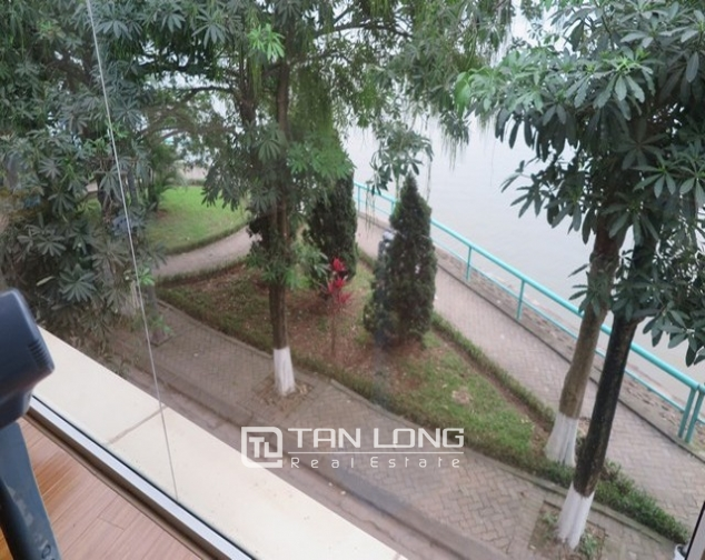 Beautiful house for rent in To Ngoc Van street, Tay Ho dist, Hanoi for rent 8