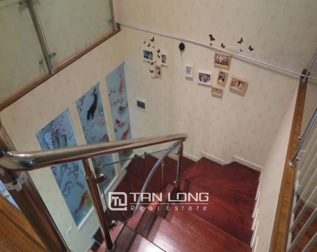 Beautiful house for rent in To Ngoc Van street, Tay Ho dist, Hanoi for rent 3