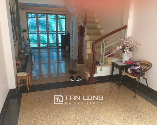 Beautiful house for rent with 5 floors on Xuan Thuy street, Cau Giay district, Hanoi 1