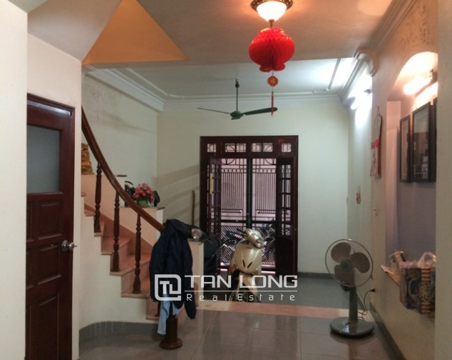 Beautiful house in Au Co str., Nhat Tan, Tay Ho dist., Hanoi for lease. 1
