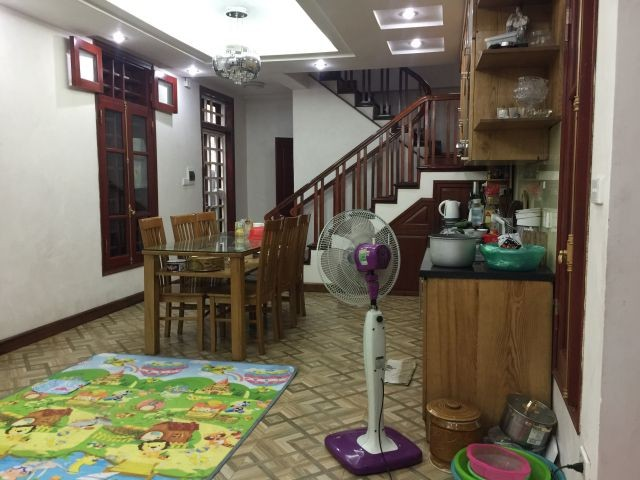 Beautiful house in Ly Thuong Kiet Street, Hoan Kiem district Hanoi for rent.