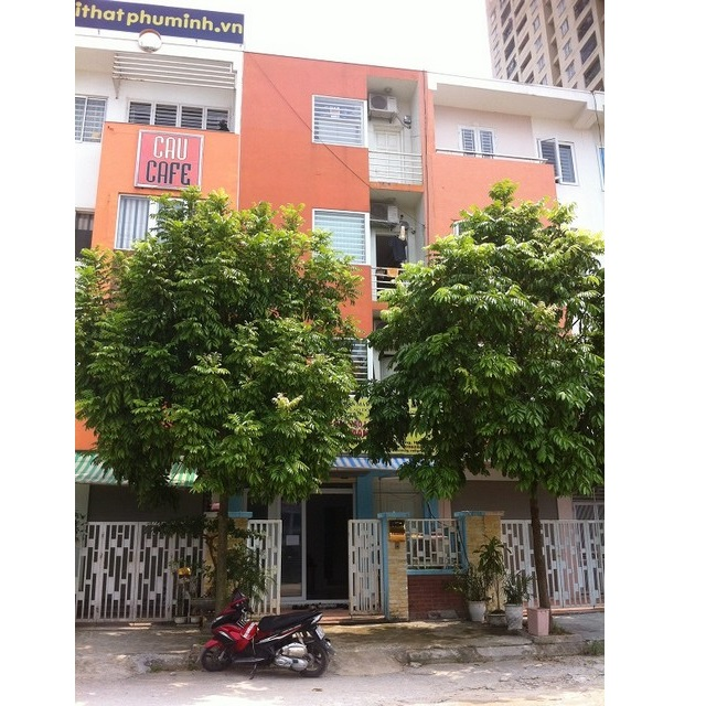 Beautiful house in Van Khe urban area, Ha Dong district, Hanoi for lease